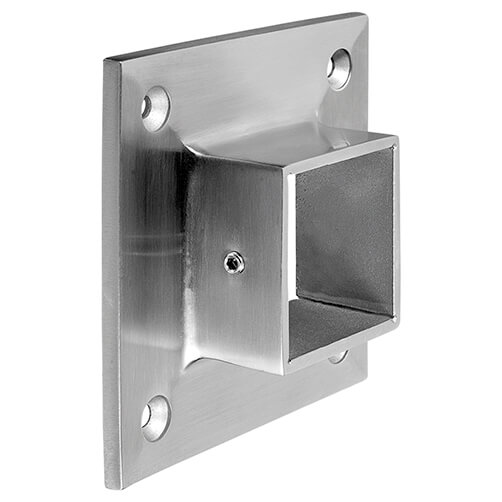 Square Wall Mount Flange Fixing S3i Group