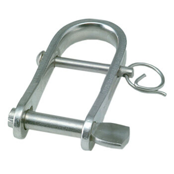Key Pin Bar Shackle - Grade 304