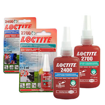 Loctite Lock N Seal Threadlocking Fluid