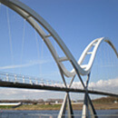 North Shore Infinity Footbridge