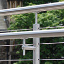 Kensington Rooftop Balustrade