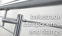 Stainless Steel Balustrade Components and Fittings