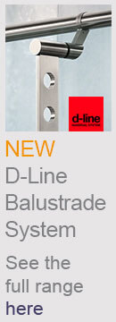D-Line Glass Balustrade System