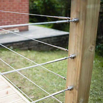 Wire balustrade systems nz