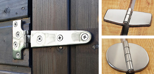 Stainless Steel Hinges S3i Group