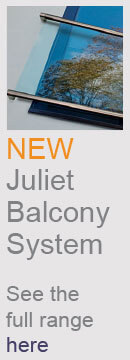 Juliet Glass Balcony System