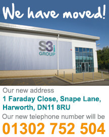 Please note our new address and telephone number