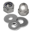 Stainless Steel Nuts & Washers