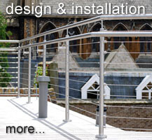 Information on our design and installation services