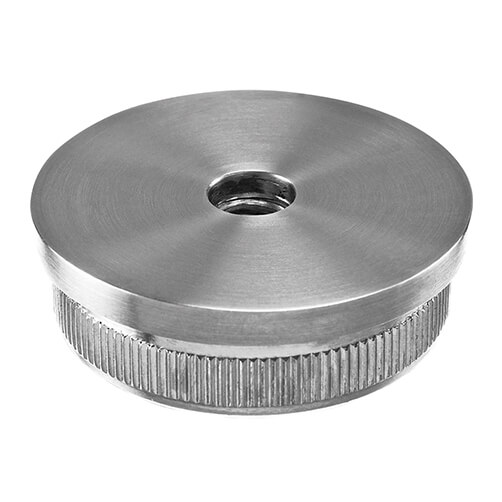 Easy Hit Stainless Steel Flat Post Cap