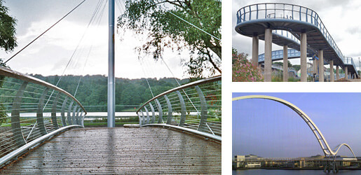 Bridge Railing Installations And Projects