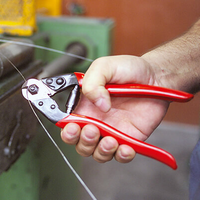 Felco C7 Wire Cutter - Cable Cutting