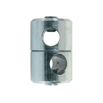 Wire Cross Clamp (Net Clip) - Flexible - Stainless Steel | S3i Group