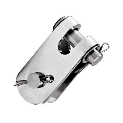 Double Jaw Toggle 316 Marine Grade