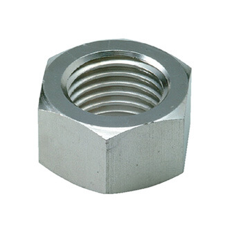 Stainless Steel Full Nut