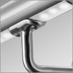 Balustrade Components for LED Handrail Lighting