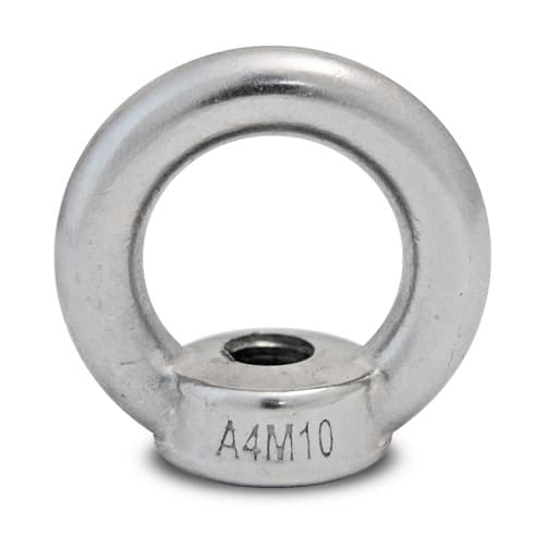Stainless Steel Lifting Eye Nut - DIN 582