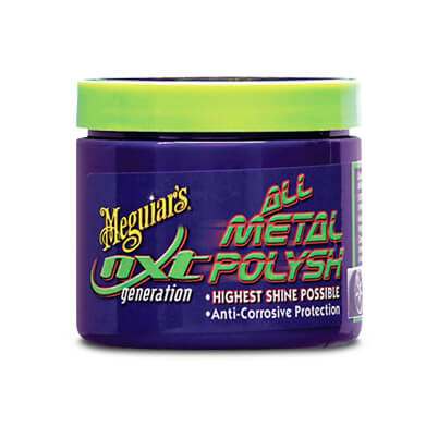 Meguiar's All Metal Polish