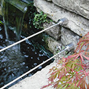 Pond Safety Wires