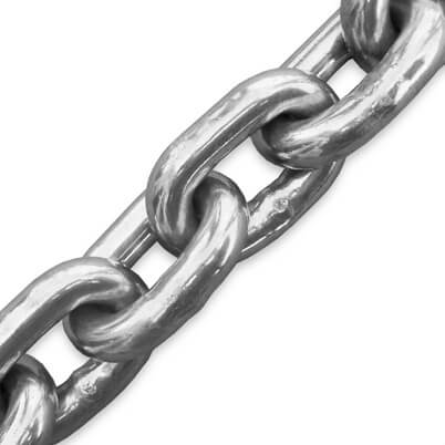 316 Grade Stainless Steel Short Link Chain