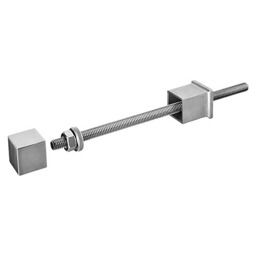 Stainless Steel Side Fixing Post Bracket