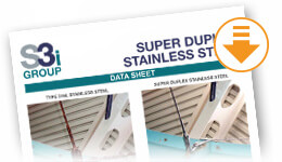 Download Super Duplex Data Sheet