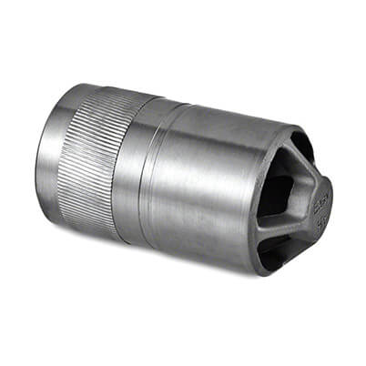 Stainless Steel Ultra Resistant In-Line Tube Connector