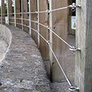 Wellhead Perimeter Cables