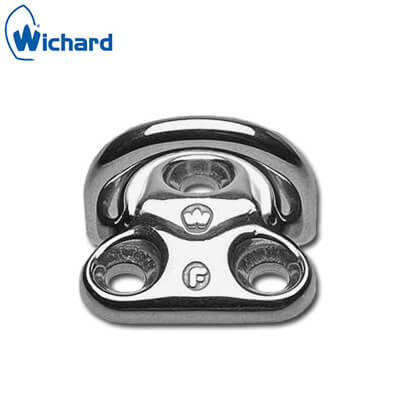 Wichard Folding Pad Eye - Marine Grade 316