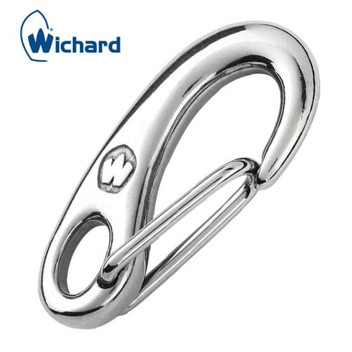 Wichard Safety Snap Hook - High Resistance Stainless Steel