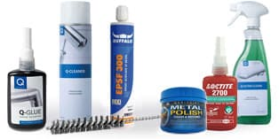 Adhesives and Cleaners
