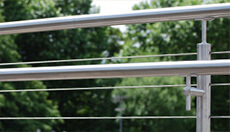 Wire Balustrade Systems