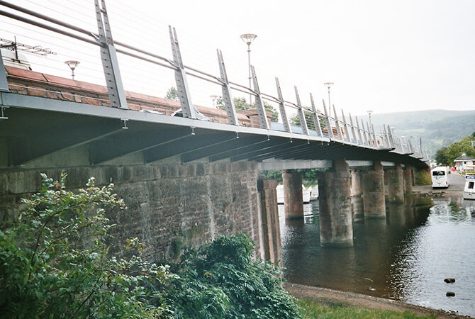 Balloch Bridge Pedestrian Extension