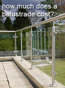 How Much Does A Balustrade Cost?
