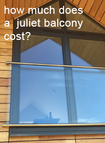 How Much Does A Juliet Balcony Cost?
