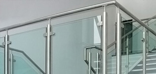 Stainless Steel and Glass Balustrade Systems