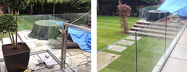 Balustrade Installation Service Available
