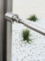 DIY - Tubular Mount Wire Balustrade Kits