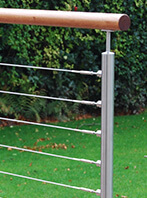 Made to Measure - Tubular Mount Balustrade Wire