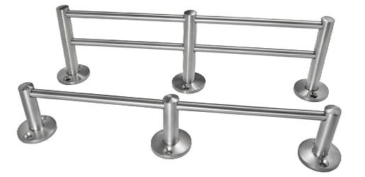 10mm Bar Railing System