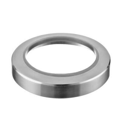 Stainless Steel Upright Glass Clamp Base Cover