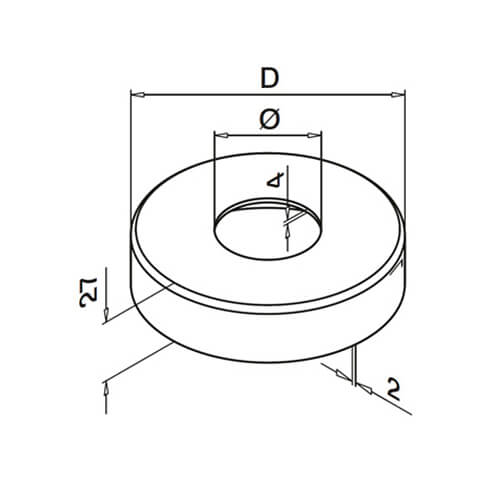 Base Cover Plate Dimensions
