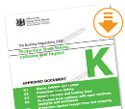 Download Building Regulations Part K 2000