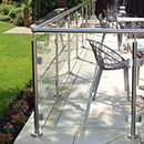 Glass Balustrade - Mount Pleasant Hotel