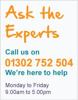 Any questions? Please give us a call