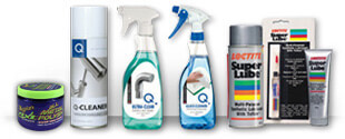 Cleaners And Lubricants