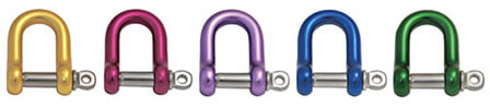 Coloured Shackles