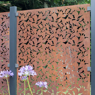 Branches Garden Screening Fence Panels