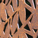 Branches Balustrade Screen - Laser-cut Pattern