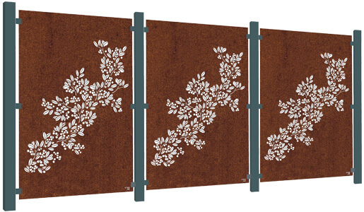 3 Panel Decorative Screen Starter Kits - Stark and Greensmith